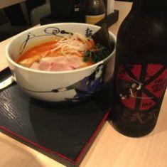 Ramen and Beer