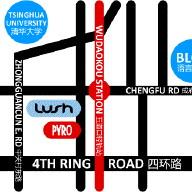 Wu Dao Kou map