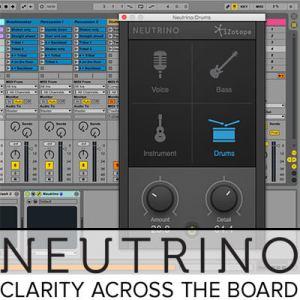 iZotope Neutrino - Gratis Plugin