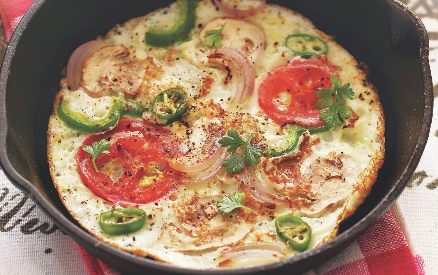 Spanish Oat Omelette Myfitnesspal