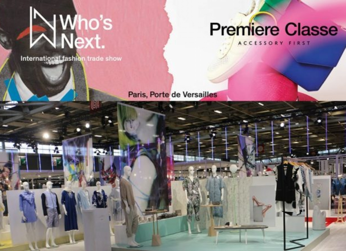 Salon Who's Next Whos Next Salon Paris Tendances Mode Femme Blog Mushin