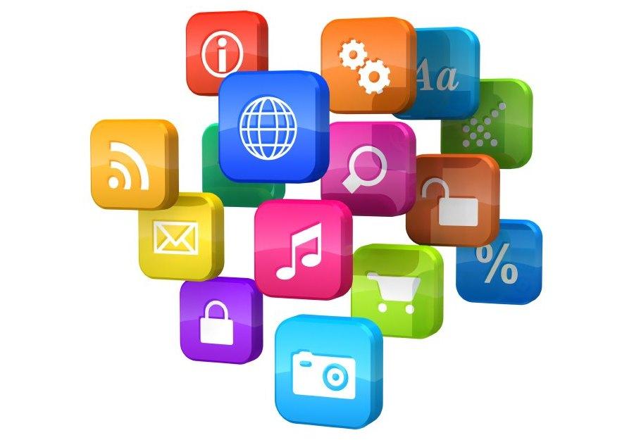 The (R)evolution of Apps mysms blog - apps symbol