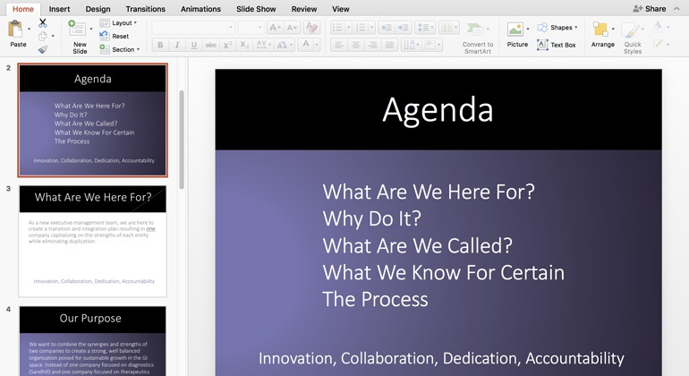 7 Best Practices when Building a PowerPoint Presentation