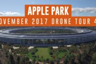 New 4K Drone Footage Shows Off Nearly Completed Apple Park