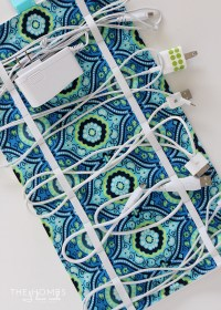 Travel Cable Organizer Diy - Diy (Do It Your Self)