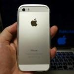 iPhone 5sにメタルバンパーを装着してみようとおもい、GRAMAS Metal Bumperというヤツを選んだ