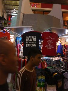 good guy goes to heaven , bad guy goes to patong