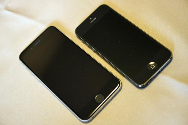 iPhone 5からiPhone 6への移行、なぜかうまくいかず。どうして?