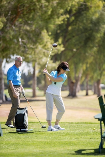 Learn Golf Club Distances  Improve Your Golf Swing