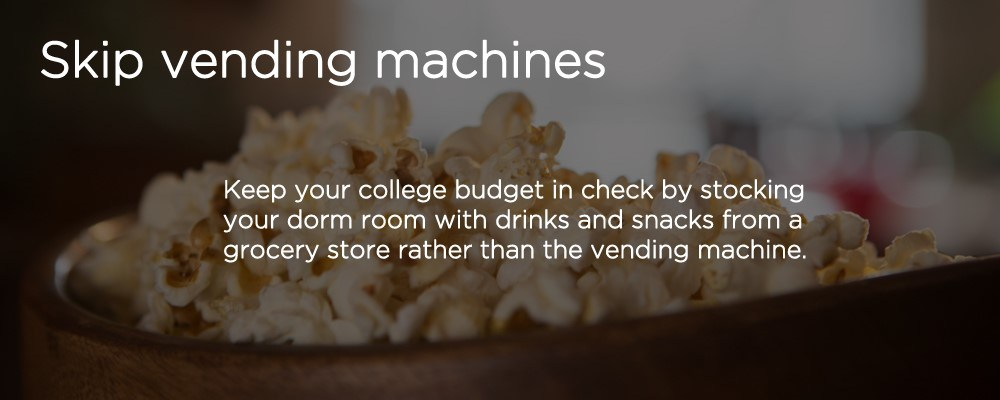 10 Tips for Saving with Your College Budget Plan