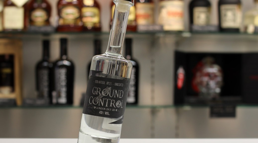 Ground Control Gin - Gin & More Herentals