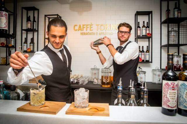 Martini Caffe Torino Negroni