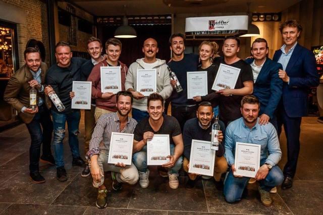 Diageo World Class Finalists