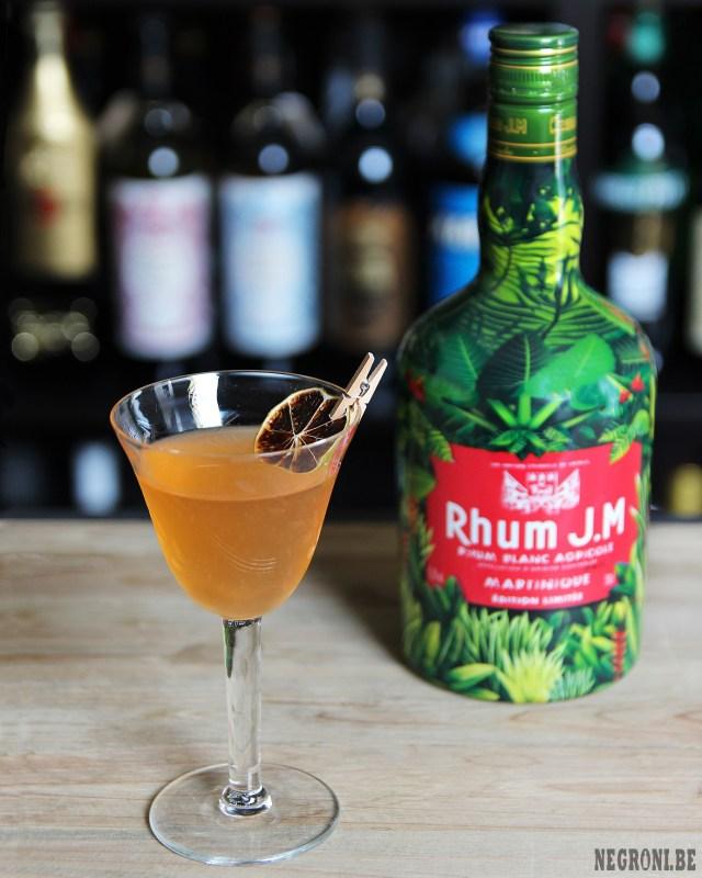 Oleo Saccha Rhum Punch
