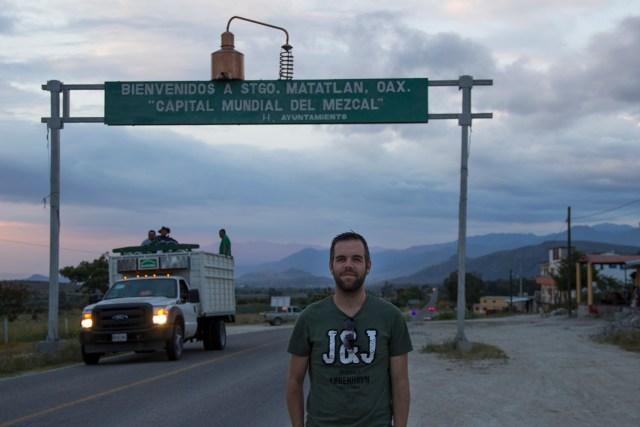 Op onderzoek in de hoofdstad van mezcal