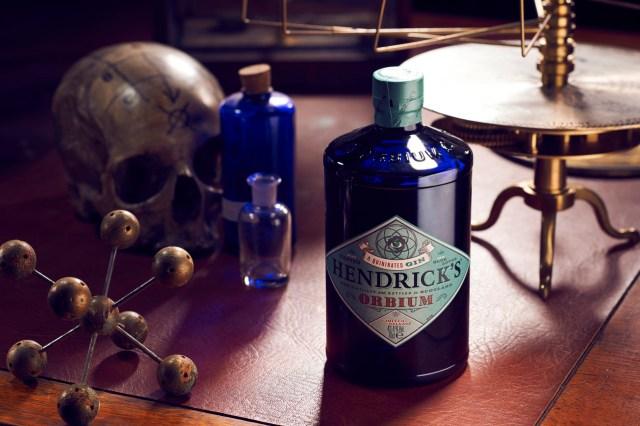 Hendricks Orbium Gin