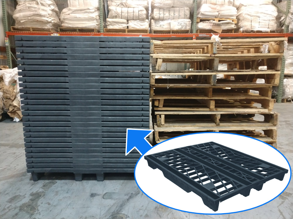 1,800 RACKABLE pallets in ONE Truckload Fact or Fiction - Nelson