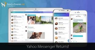 Yahoo Messenger Returns!