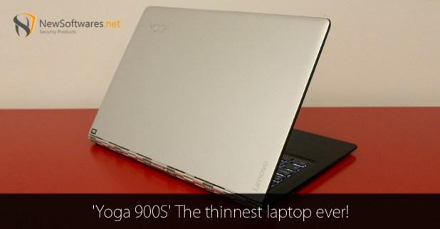 Yoga 900S convertible laptop