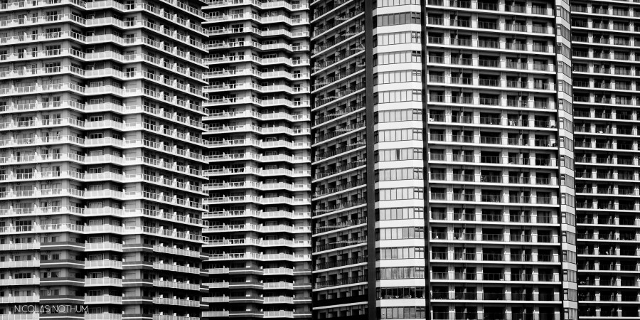 Yokohama-Street Photography Architecture - Freelance photographer Tokyo