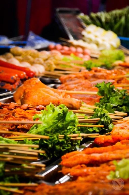 Kunming Street Foods