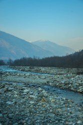Beas River Valley
