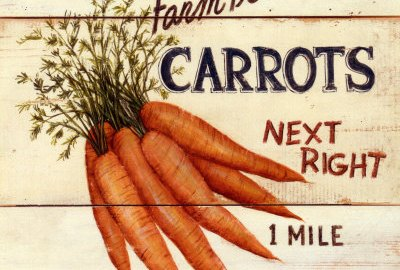 farm-fresh-carrots-posters