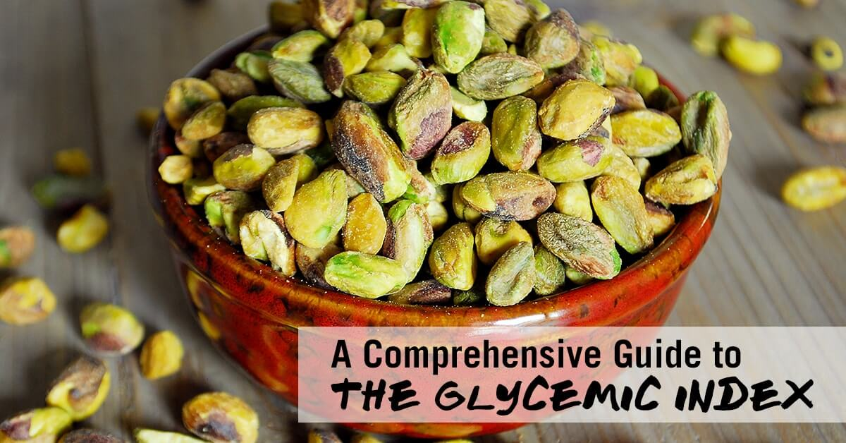 A Comprehensive Guide to the Glycemic Index \u2014 Nuts