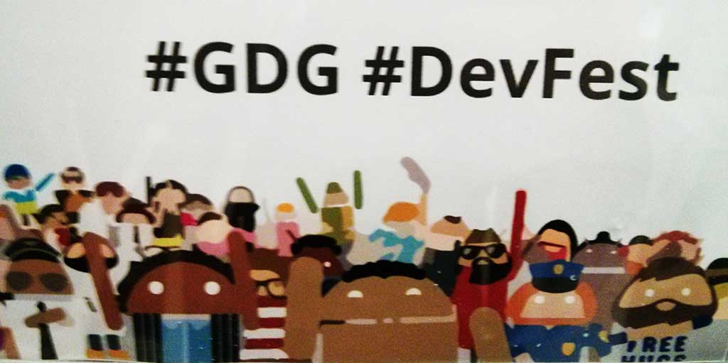 Bu seneki GDG Devfest: Javascript, Android ve Java
