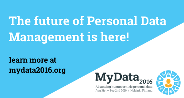 An interview with Rufus Pollock – Why I am Excited about MyData 2016 in Finland