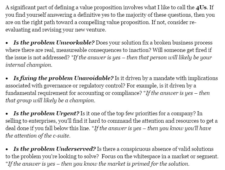 What You Should Know About Creating An Effective Value Proposition - personal value statement examples