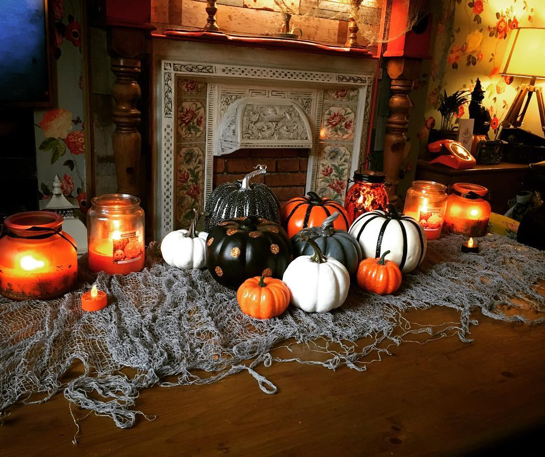 Decoration Cosy 15 Cosy Fall And Halloween Decorating Ideas Last Minute