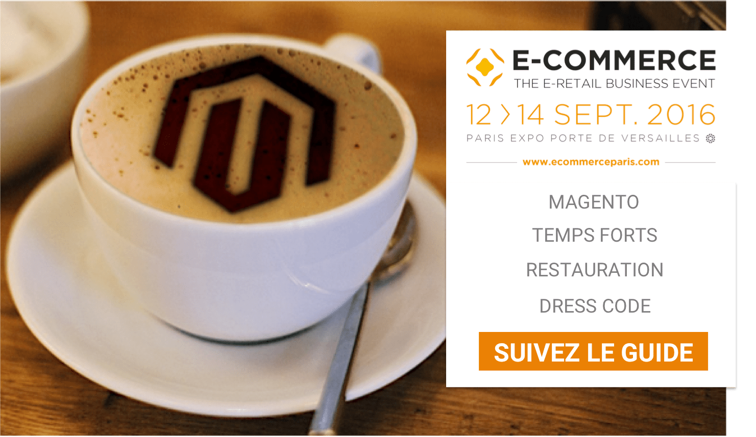 Salon E Commerce 2016 Le Guide Magento Du Salon E Commerce Paris Porte De Versailles 12