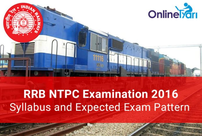 RRB-NTPC-Exam-2016-Syllabus-Exam-Pattern