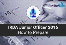 IRDA-Jr-Officer-2016-How-To-Prepare