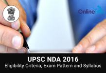 UPSC-NDA-2016-Eligibility-Exam-Pattern-Syllabus