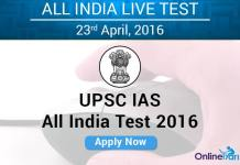 UPSC-IAS-All-India-Test-Series-2016