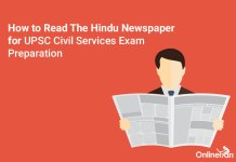 How to Read The Hindu Newspaper for UPSC Civil Services Exam Preparation