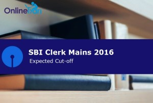 SBI Clerk Mains Expected Cutoff