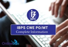 IBPS PO 2016 Recruitment Notification, New Pattern, Apply Now