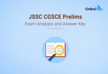 JSSC CGL Prelims Exam Analysis