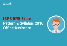 IBPS-RRB-Exam-Pattern-Syllabus-2016-Office-Assistant