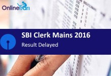 SBI-Clerk-Mains-Result-Delayed-2016