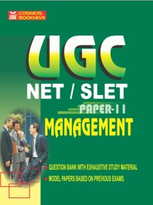 UGC Net Paper II Management Book