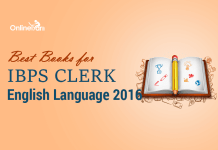 Best Books for IBPS Clerk English Language Preparation 2016