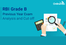 RBI Grade B Previous Year Exam Analysis & Cutoff 2015
