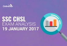 SSC CHSL 19th Jan Exam Analysis, Good Attempts (All Shifts)