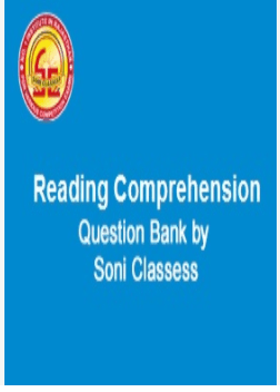 ReadingComprehensionquestion-bank