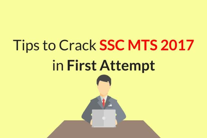 Tips to Crack SSC MTS 2017 in First Attempt