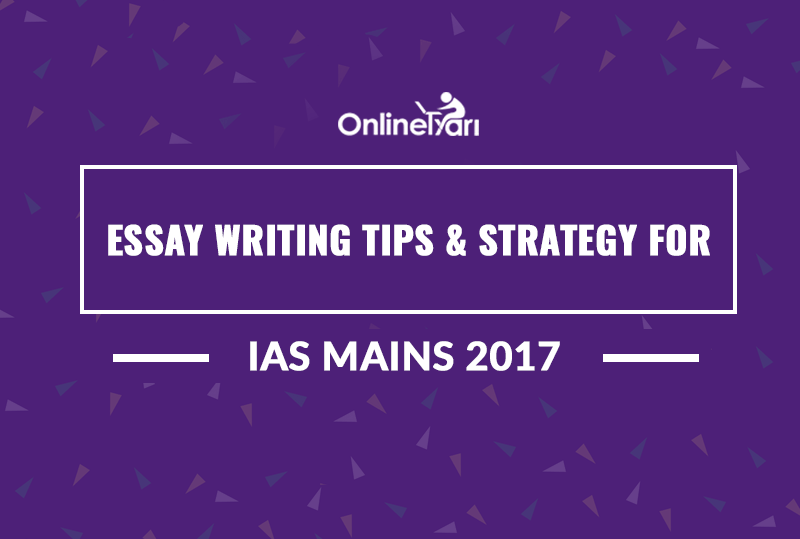 Common Errors and Improvements in Essay Writing for IAS Mains